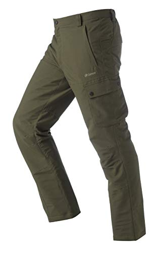 Pantalón Chiruca SILVANO PRO Antiespinos 01 (M, VERDE)