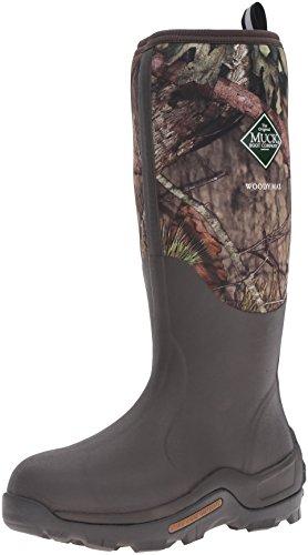 Muck Boots Woody Max (new Camo), Botas de agua para Hombre, Marrón Mossy Oak Break Up Country, 43...