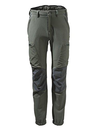 BERETTA 4Way Pantalones elásticos para Hombre, Hombre, Color Gris-Verde, tamaño Medium