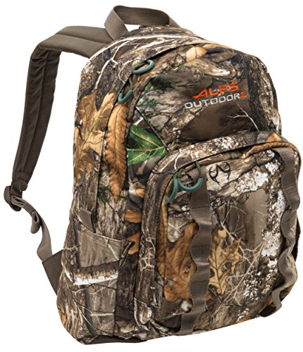 ALPS OutdoorZ Ranger Day Pack - 9605100, 1450- Cubic Inches, Cepillado (Brushed Realtree Xtra HD)