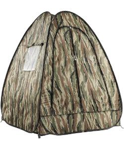 Puesto de caza Walimex Pop-UP de camuflaje