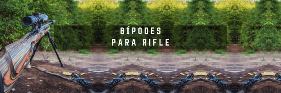 bipodes para rifle