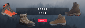 botas de caza hart